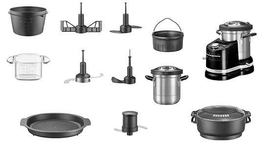 accessoires robot cuiseur