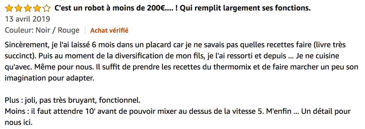 commentaire Domoclip DOP142W