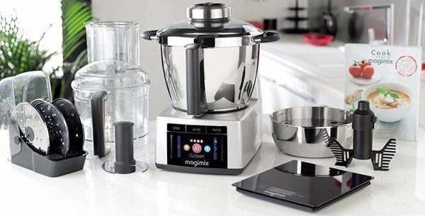 Design robot cuiseur
