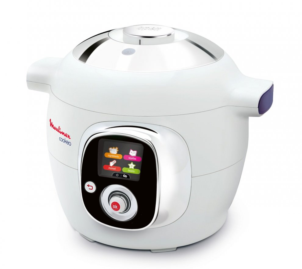 Moulinex Cookeo multicuiseur